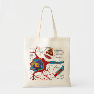 Neurons Nerve Style Tote Bag