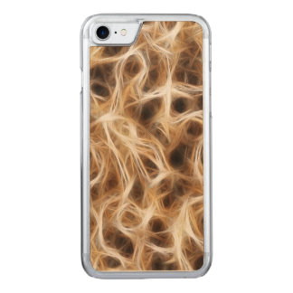 Neurons Nerves Carved iPhone 7 Case