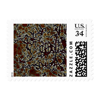 Neurons Postage Stamp