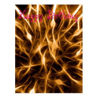 Neurons Postcard