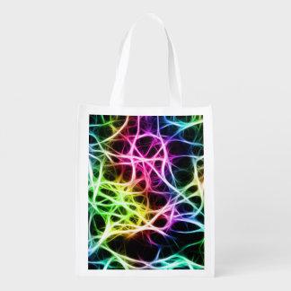 Neurons Reusable Grocery Bag