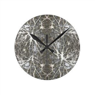 Neurons Round Clock