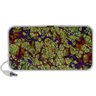 Neurons Laptop Speakers