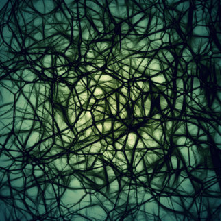 Neurons Statuette
