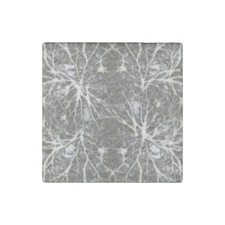 Neurons Stone Magnet
