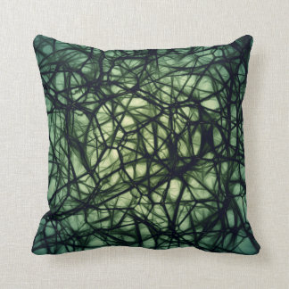 Neurons Throw Pillow