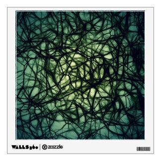 Neurons Wall Sticker