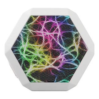 Neurons White Bluetooth Speaker