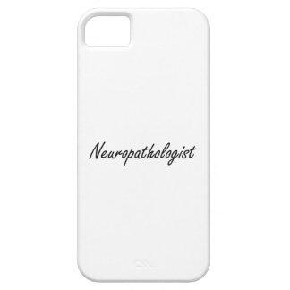 Neuropathologist Artistic Job Design iPhone 5 Covers