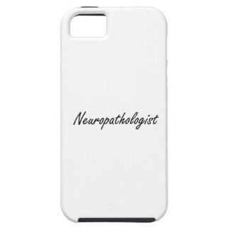 Neuropathologist Artistic Job Design iPhone 5 Cover