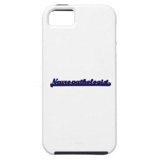 Neuropathologist Classic Job Design iPhone 5 Cases