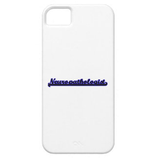 Neuropathologist Classic Job Design iPhone 5 Case
