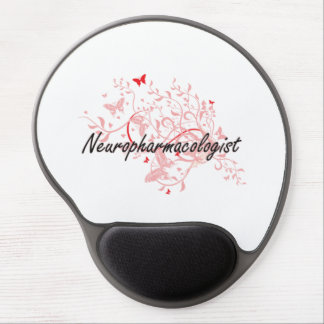 Neuropharmacologist Artistic Job Design with Butte Gel Mouse Pad