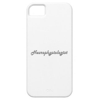 Neurophysiologist Classic Job Design iPhone 5 Cases