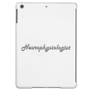 Neurophysiologist Classic Job Design iPad Air Cases
