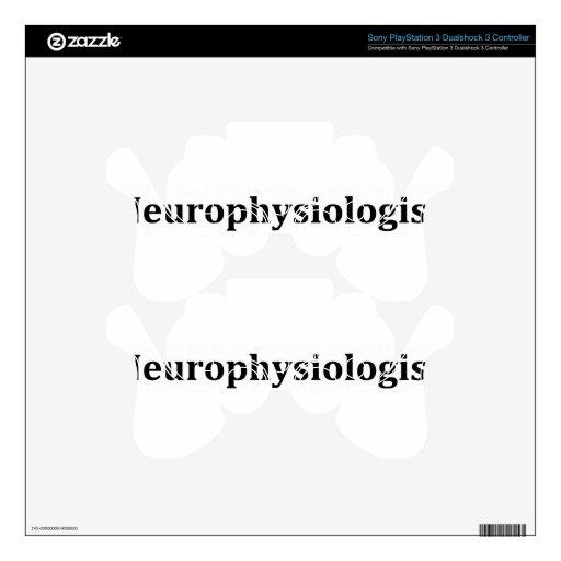 Neurophysiologist PS3 Controller Skin