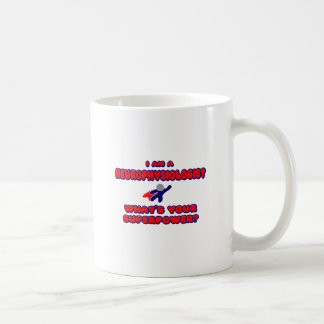 Neurophysiologist .. What's Your Superpower? Classic White Coffee Mug