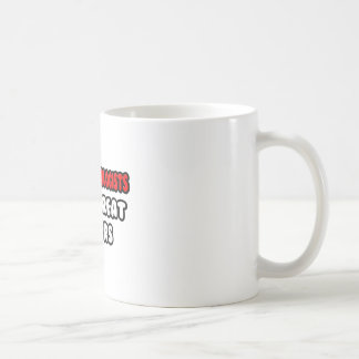 Neurophysiologists Make Great Lovers Classic White Coffee Mug