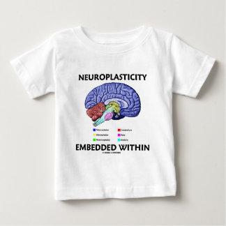 Neuroplasticity Embedded Within (Brain Anatomy) Baby T-Shirt