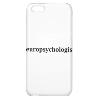neuropsychologist iPhone 5C covers