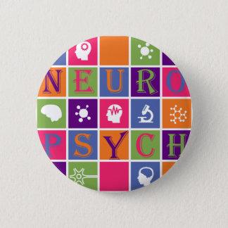Neuropsychology - Gifts for Neuropsychologists Pinback Button