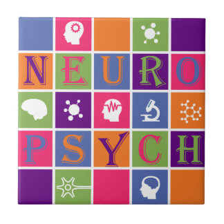 Neuropsychology - Gifts for Neuropsychologists Tile