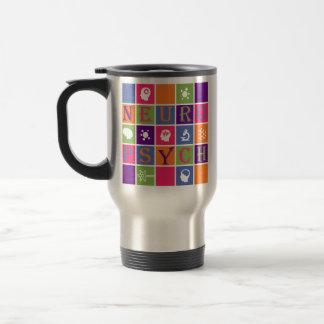 Neuropsychology - Gifts for Neuropsychologists Travel Mug