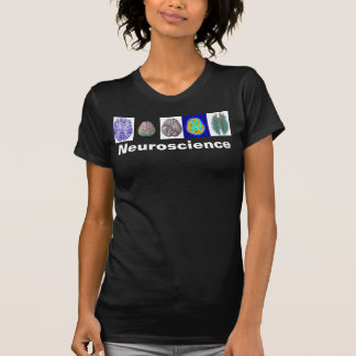 Neuroscience Brain Woman's Tee