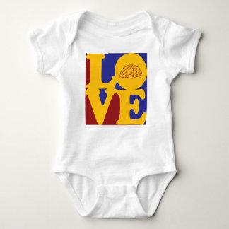 Neuroscience Love Baby Bodysuit