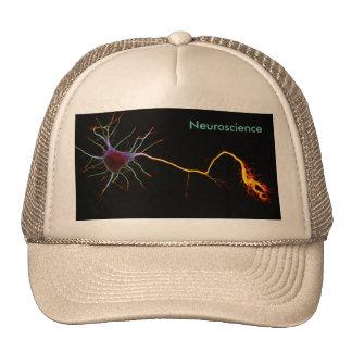 Neuroscience, neuron, science trucker hat