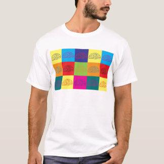 Neuroscience Pop Art T-Shirt