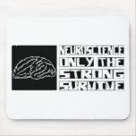 Neuroscience Survive Mouse Pads