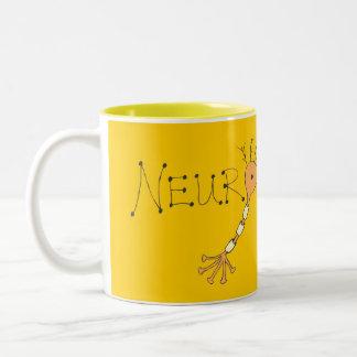 Neuroscience Two-Tone Coffee Mug