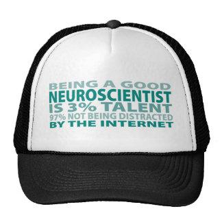Neuroscientist 3% Talent Trucker Hat
