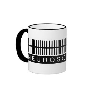 Neuroscientist Ringer Mug