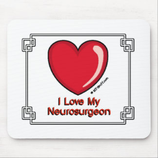 Neurosurgeon Mouse Mat