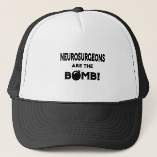 Neurosurgeons Are The Bomb! Trucker Hat