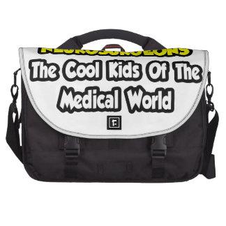 Neurosurgeons ... Cool Kids of Medical World Laptop Commuter Bag