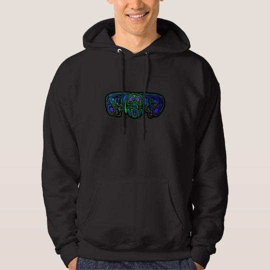 neurotic chihuahua hoodie