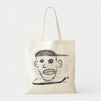 Neurotic Face Tote Bag