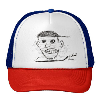 Neurotic Face Trucker Hat