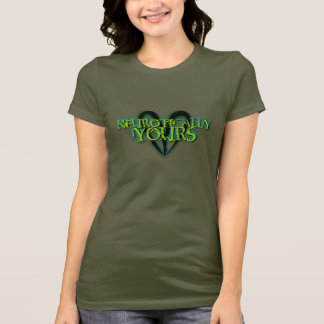 Neurotically Yours (Logo) T-Shirt
