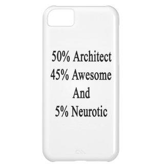 Neurótico 45 impresionante y 5 arquitecto de 50 carcasa iPhone 5C