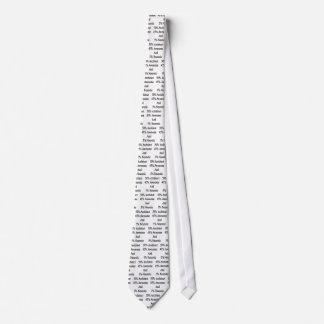 Neurótico 45 impresionante y 5 arquitecto de 50 corbata personalizada