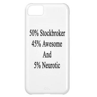 Neurótico 45 impresionante y 5 corredor de bolsa funda para iPhone 5C