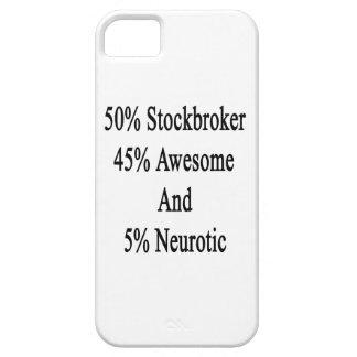 Neurótico 45 impresionante y 5 corredor de bolsa funda para iPhone SE/5/5s