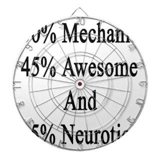 Neurótico 45 impresionante y 5 mecánico de 50