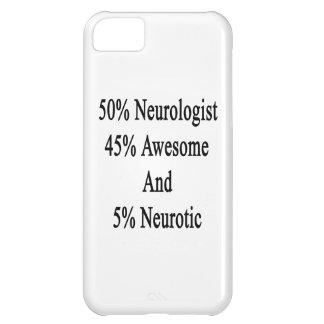 Neurótico 45 impresionante y 5 neurólogo de 50 carcasa iPhone 5C