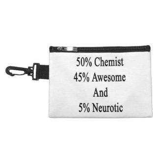 Neurótico 45 impresionante y 5 químico de 50