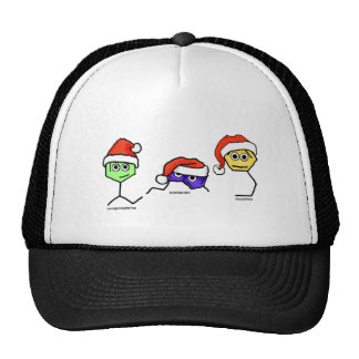Neurotransmisores en los gorras de Santa